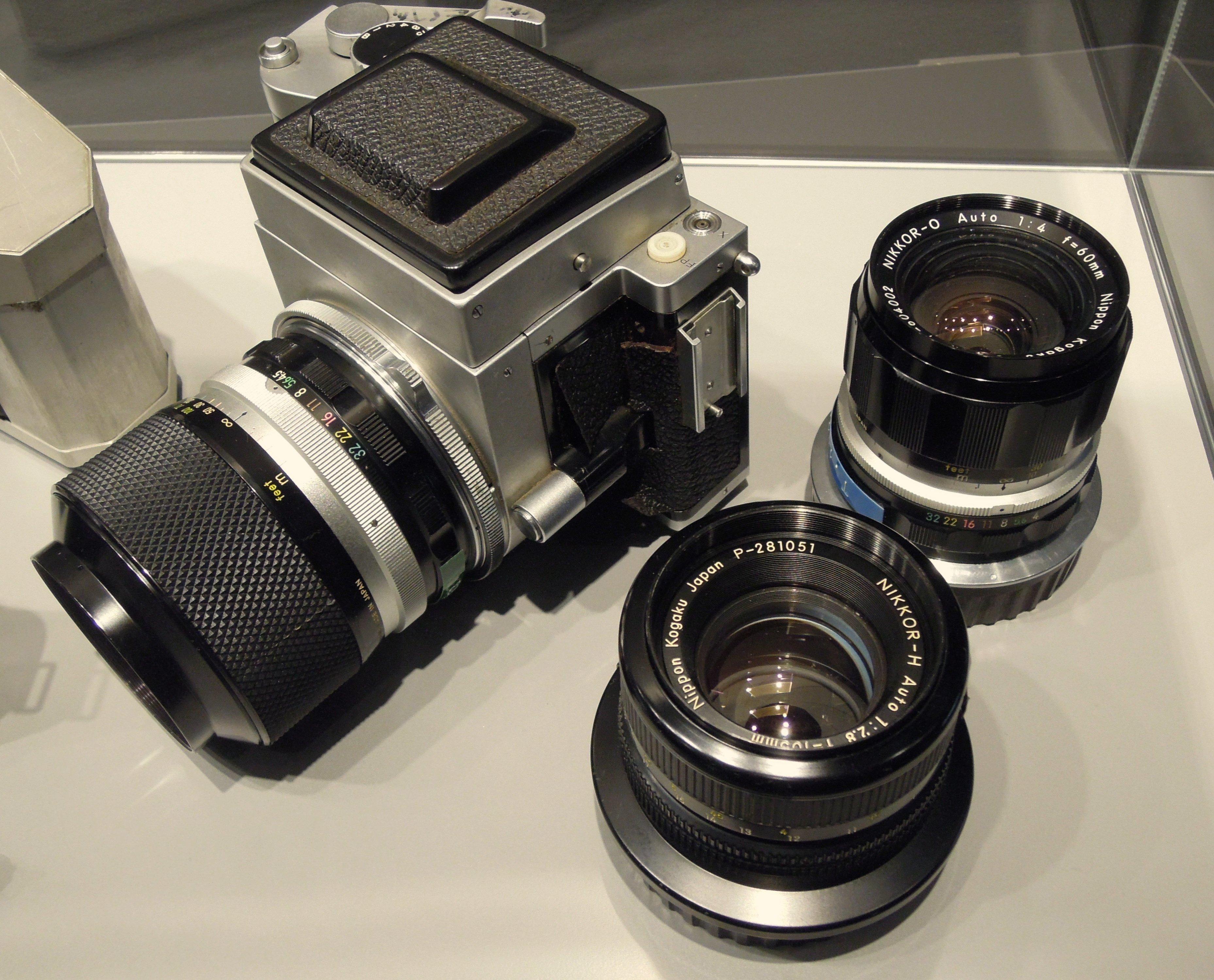 nikon medium format Re: Medium format Nikon: Nikon FX SLR (DF, D1-D5, D600-D850) Talk ...